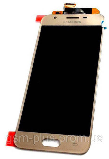 Дисплей Samsung Galaxy J5 Prime G570 complete with touch Gold
