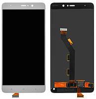 Дисплей Xiaomi Mi5s Plus (2016070) complete with touch White