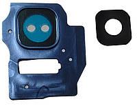 Стекло камеры Samsung Galaxy S8 Plus G955 Blue