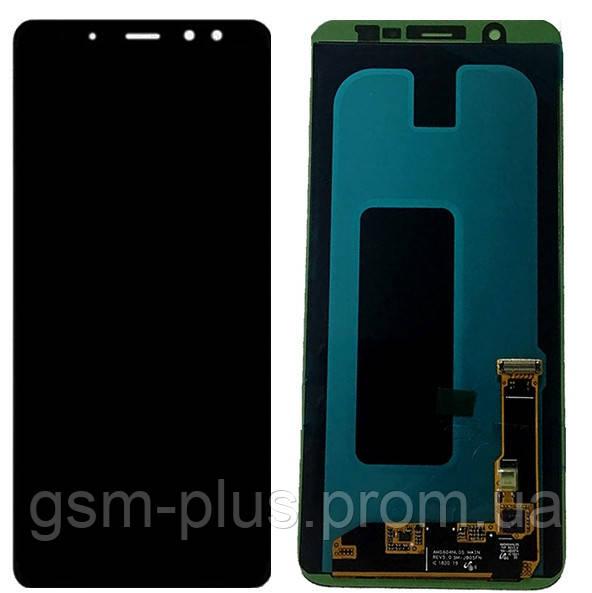 Дисплей Samsung Galaxy A6 Plus SM-A605 (2018) Original 100% (Service Pack) Black