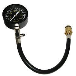 Компрессометр резьбовой для бензиновых двигателей TRISCO G-320HD