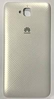 Задняя часть корпуса Huawei Y6 Pro (TIT-U02) Honor 4C Pro (TIT-L01) White