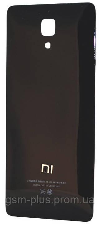 Задняя часть корпуса Xiaomi Mi4 Black
