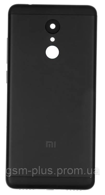 Задняя часть корпуса Xiaomi Redmi 5 Black