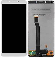Дисплей Xiaomi Redmi 6 (HM6) / Redmi 6a (M1804C3CG / M1804C3CH / M1804C3CI) complete White
