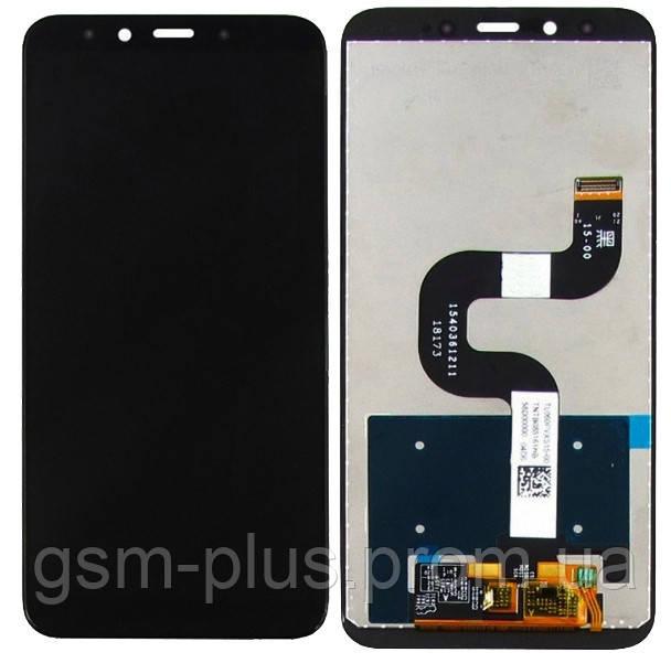 Дисплей Xiaomi Mi A2 / Mi6x (M1804D2SG / M1804D2SI) complete Black