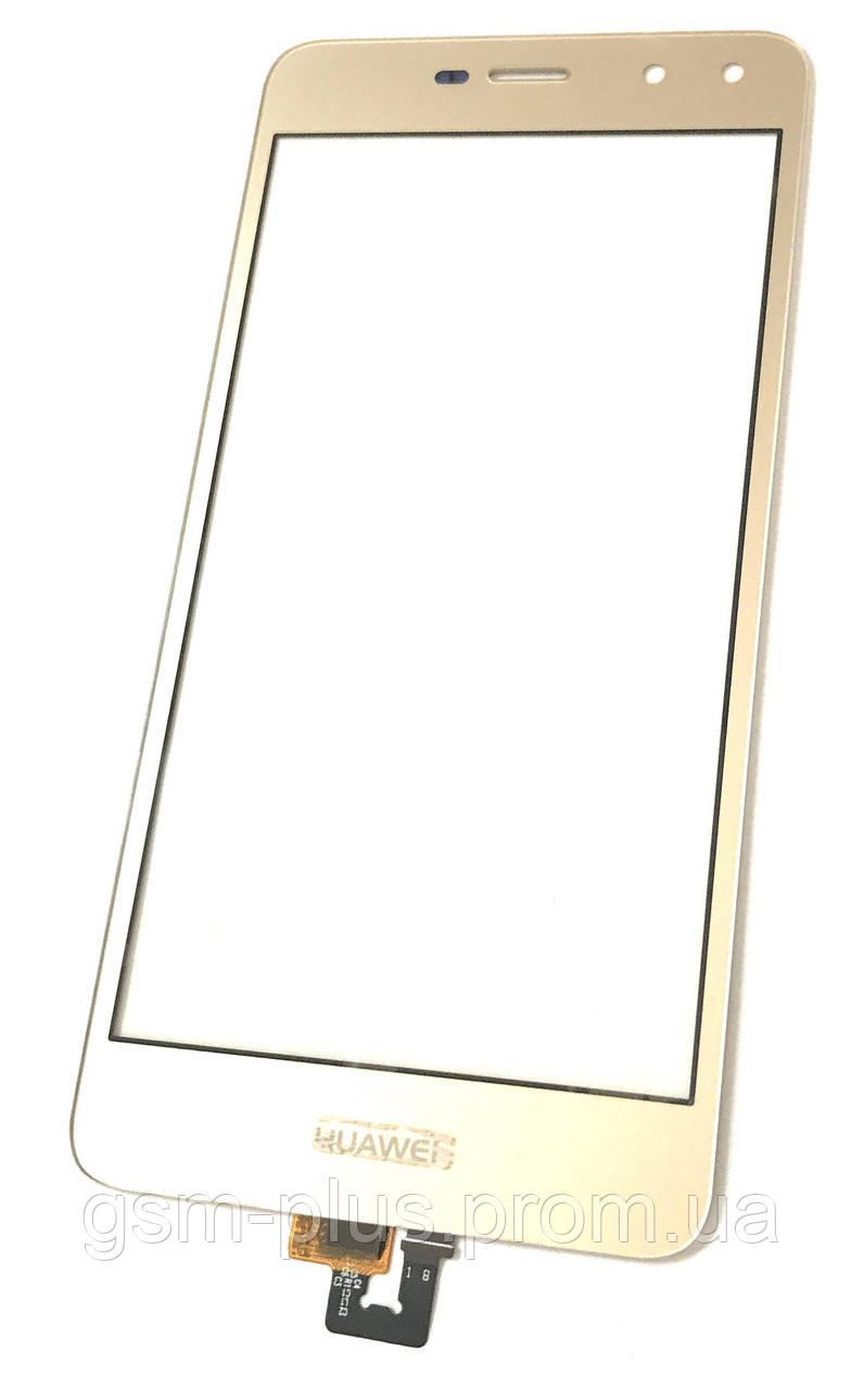 Тачскрин Huawei Y5 (2017) (MYA-U29) L41 / Y6 (2017) / Nova Young 4G LTE (MYA-U29) Gold