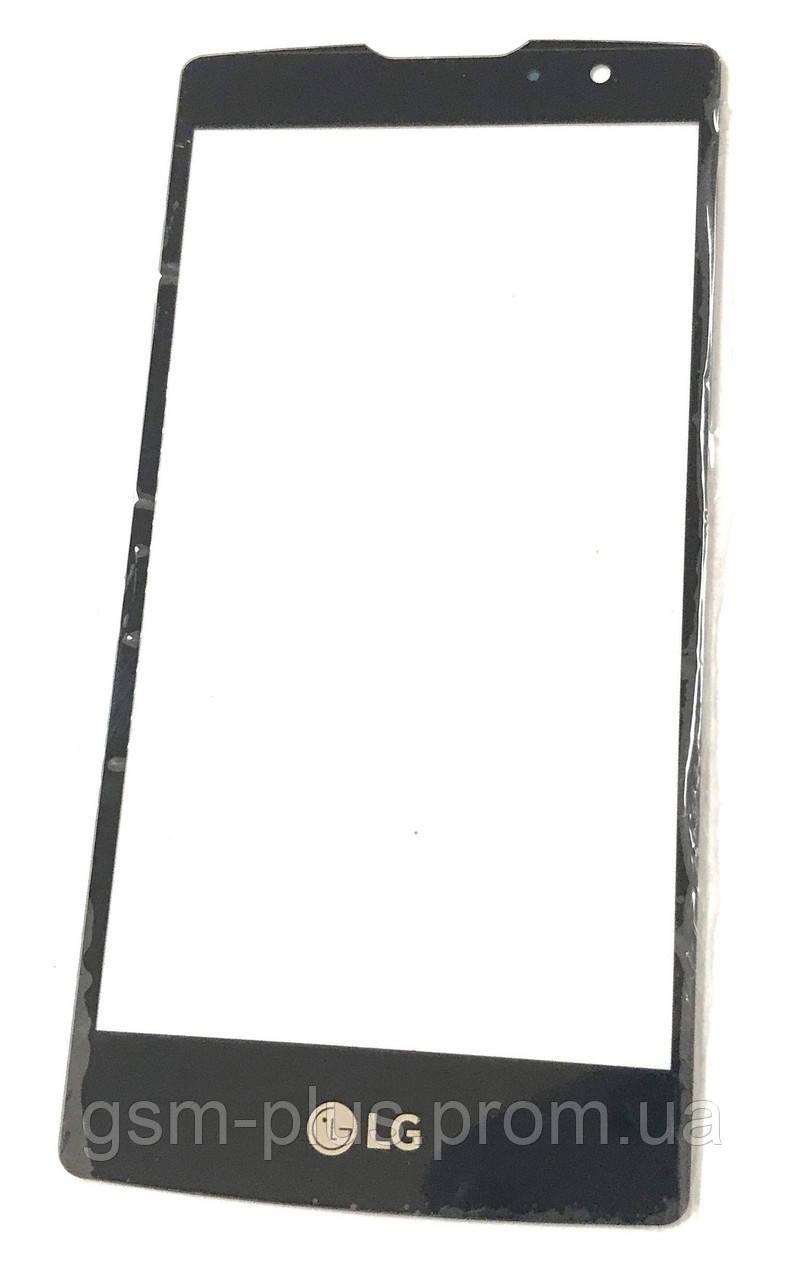 Стекло дисплея LG H420 / H422 Spirit Y70 / H440 / H442 Black (для переклейки)