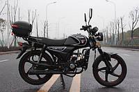 Мотоцикл с доставкой Spark SP 125C-2CM - БЕСПЛАТНАЯ ДОСТАВКА по Украине