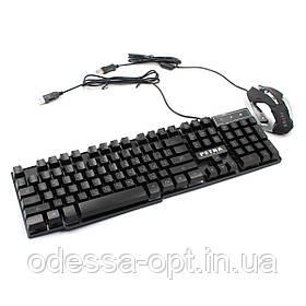 Клавіатура Gaming PETRA MK1 KEYBOARD +mouse