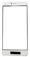 Стекло дисплея Huawei Y7 (2017) (TRT-LX1) White (для переклейки), фото 1