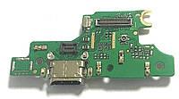 Разъем зарядки Huawei Nova (CAN-L01) (с платкой), фото 1
