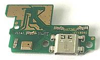 Разъем зарядки Huawei P10 Lite (WAS-LX1 / с платкой), фото 1