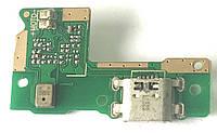 Разъем зарядки Huawei Honor 7 (PLK-L01 / с платкой), фото 1
