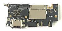 Разъем зарядки Xiaomi Mi5c (с платкой), фото 1