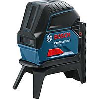 Лазерный нивелир BOSCH GCL 2-50 + RM1 + BM3 + LR6 + кейс (0.601.066.F01)