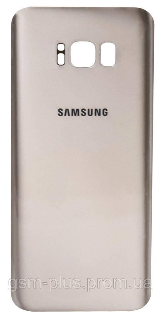 Задняя часть корпуса Samsung Galaxy S8 Plus / G955 Gold