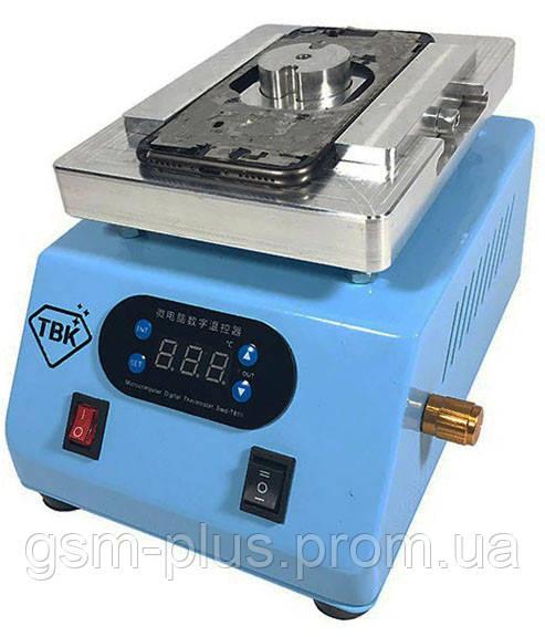 Устройство TBK-238 для отделения задней крышки iPhone 8 / 8 Plus / X / XS / XS Max