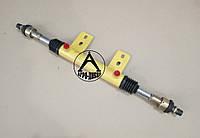 Гидроцилиндр поворота на трактор МТЗ с двухсторонним штоком ГЦ-50.30.230.04 РР