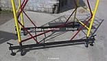 Вишка тура Універсал lite ( 1,7*0,8 будівельна вишка ), 1+1, фото 3