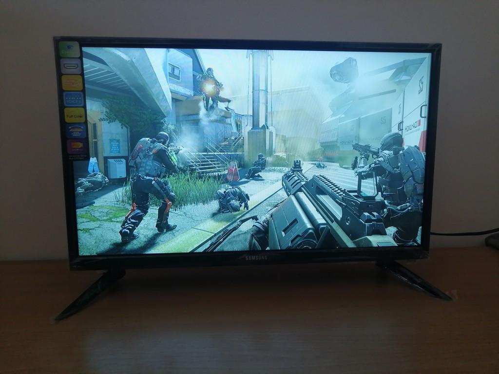 "LED телевизор Samsung 22"" (FullHD/DVB-T2/USB)"