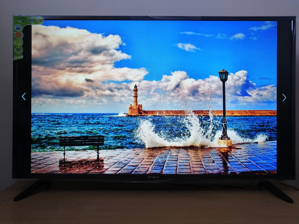 "LED телевизор Sony 58"" (4K UHD/SmartTV/WiFi/DVB-T2)"