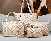 Шкіряна жіноча сумка. Модель 478, фото 2