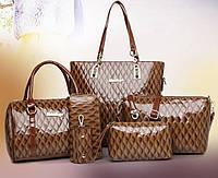 Кожаная женская сумка. Модель 478, фото 4