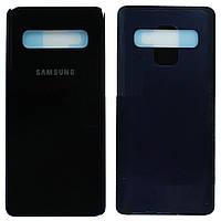 Задняя часть корпуса Samsung Galaxy S10 SM-G973 Black