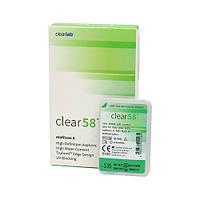 Контактні лінзи Clear 58