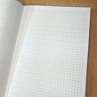 Блок бумаги в клетку формат А5 для кожаных блокнотов