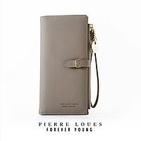 Жіночий гаманець клатч Pierre Loues 7 кольорів