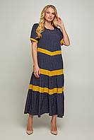 Красиве легке плаття великого розмір 58 в Україні, фото 1