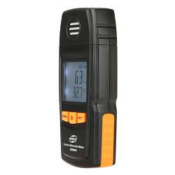 Детектор угарного газа CO + термометр (0-1000 ppm, 0-50°C) BENETECH GM8805
