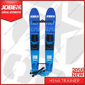 Водные лыжи для новичков Jobe Hemi Trainers, фото 2