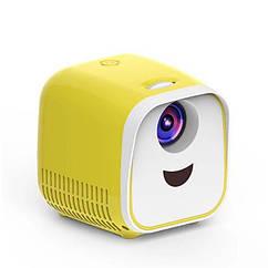 Дитячий міні LED проектор LedProjector L1