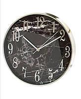 Часы настенные Veronese Мраморные 30 см, фото 3