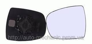 Стекло зеркала (L, левое) на Renault Trafic II 2001->2014 — BLIC - 6102-02-1291759P