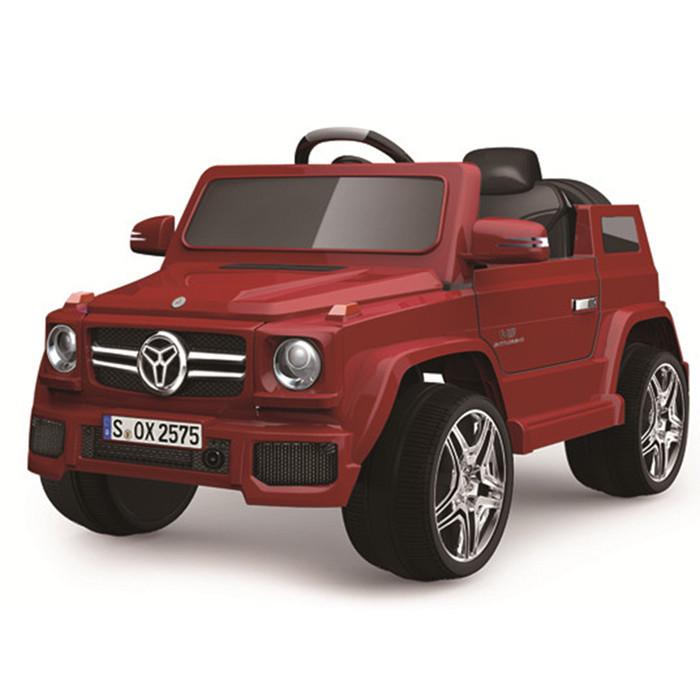 Электромобиль FL1058 EVA RED джип на Bluetooth