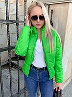 Куртка женская весенняя  в расцветках 42573