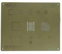 Трафарет BGA Mechanic VS18 для Mi3 / Redmi 3s MSM8274 / 8674 / 8974