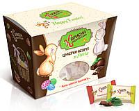 Шоколадные конфеты Корисна Кондитерська Асорти со стевией 180 г (4820158920823)