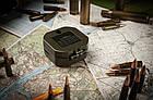 M-Tac компас артиллерийский олива, фото 6