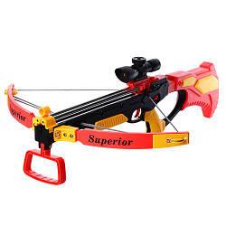 АрбалетLimo Toy ZY1908B для детской спортивной стрельбы