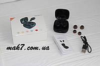 Беспроводные Bluetooth наушники Wi-pods XG-12 BT5.0 блютуз гарнитура с кейсом для зарядки (Влагозащищенные)