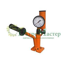 Стенд для проверки и регулировки дизельных форсунок КИ-562 манометр 400