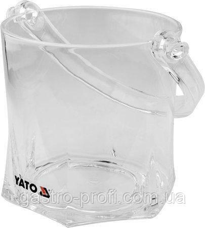 Термо ведро для льда из акрила YatoGastro YG - 07146