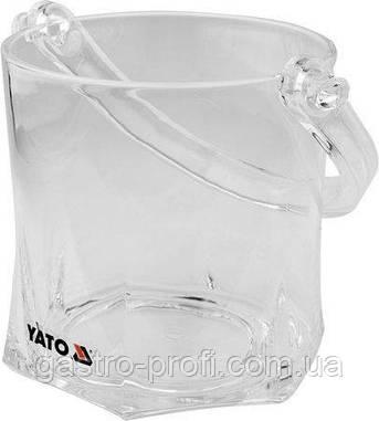 Термо ведро для льда из акрила YatoGastro YG - 07146, фото 2
