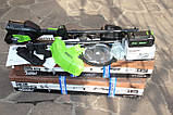 Аккумуляторный бесщеточный триммер,электрокоса,мотокоса Greenworks Elite ST-140-AT  (Greenworks GD40BCK4), фото 2