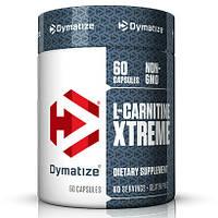 L-Карнитин Dymatize L-Carnitine Xtreme 60 капсул, фото 1